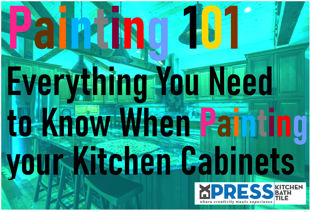 6 Steps To Paint Your Kitchen Cabinets 2