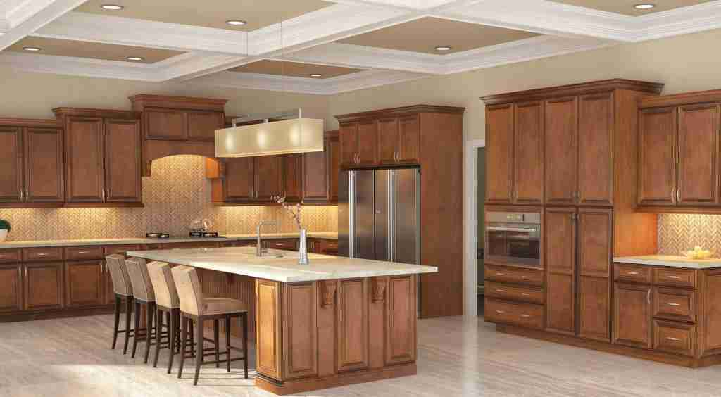 Cubitac Cabinetry Imperial Kitchen