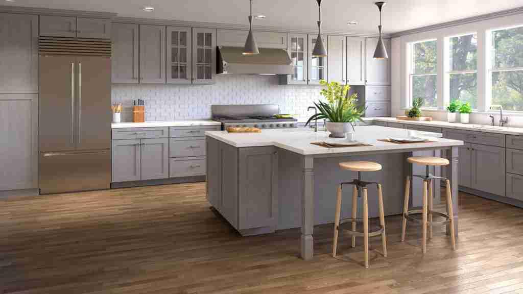 Forevermark Cabinetry Nova Light Gray