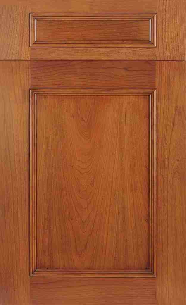St Martin Cabinetry Ridge Wood Cherry Golden Honey