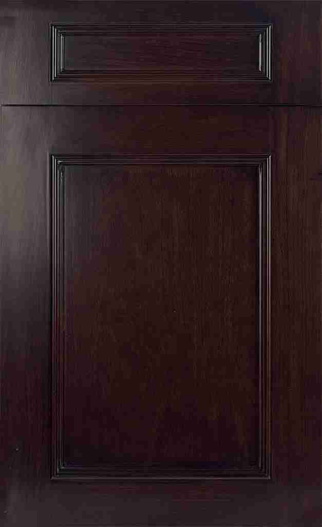 St Martin Cabinetry Ridge Wood Cherry Black Walnut