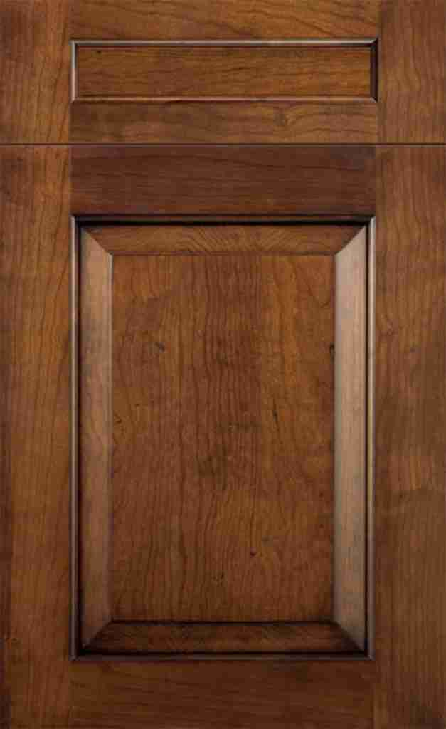 St Martin Cabinetry New Haven Cherry Cognac