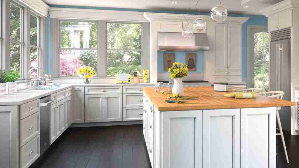 Forevermark Cabinetry Uptown White