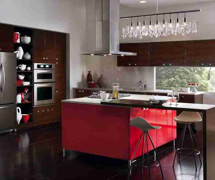 UltraCraft Cabinetry Europen Style Kitchen